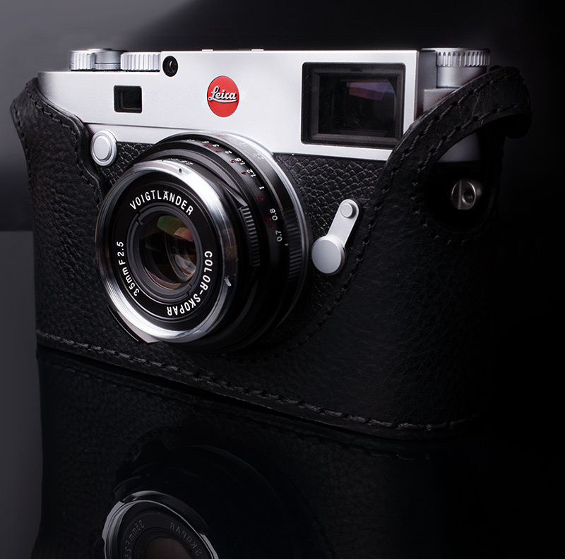 LEICA M10,  M10-P and M10 MONOCHROM HALF CASE