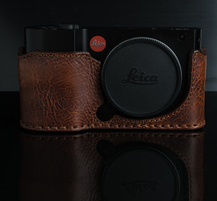 LEICA T FOXY BROWN