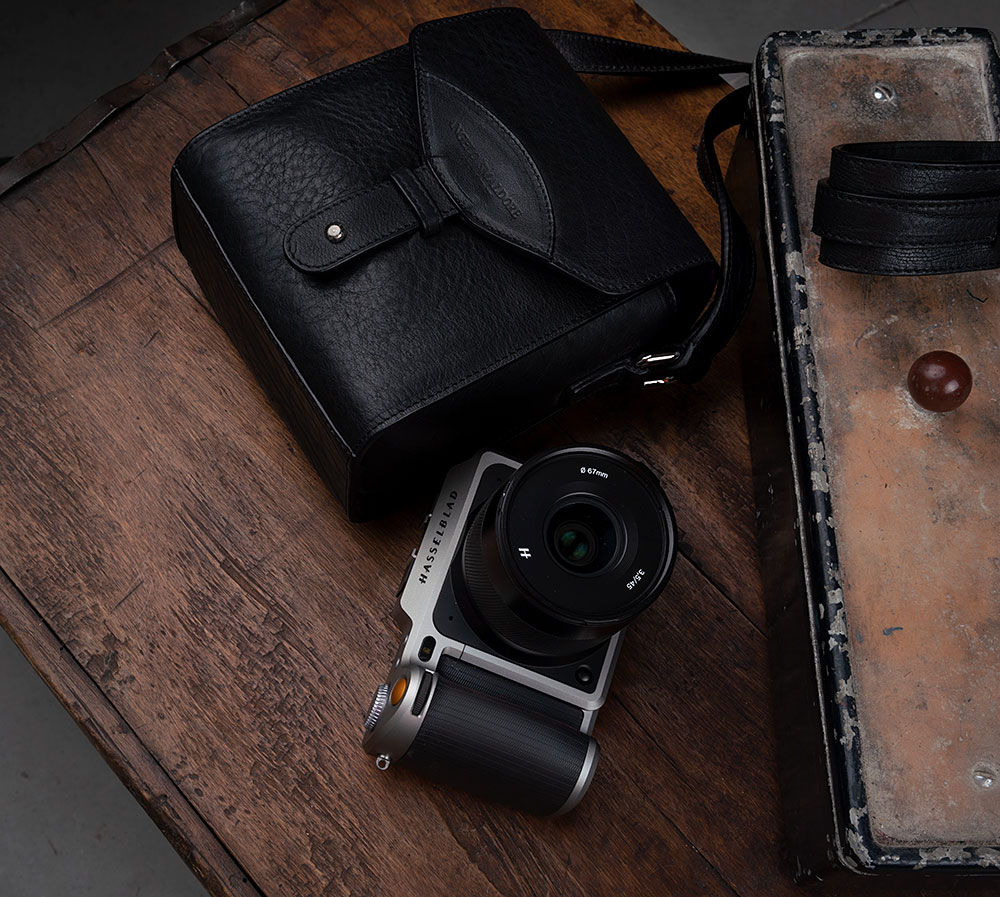 HENRI BAG FOR HASSLEBLAD X1D, 907X AND CFV II