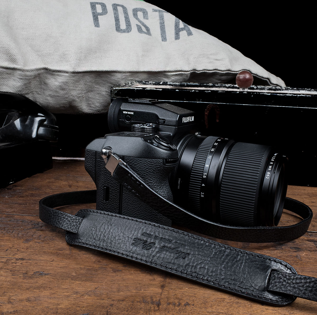 NECKSTRAP FOR HASSELBLAD