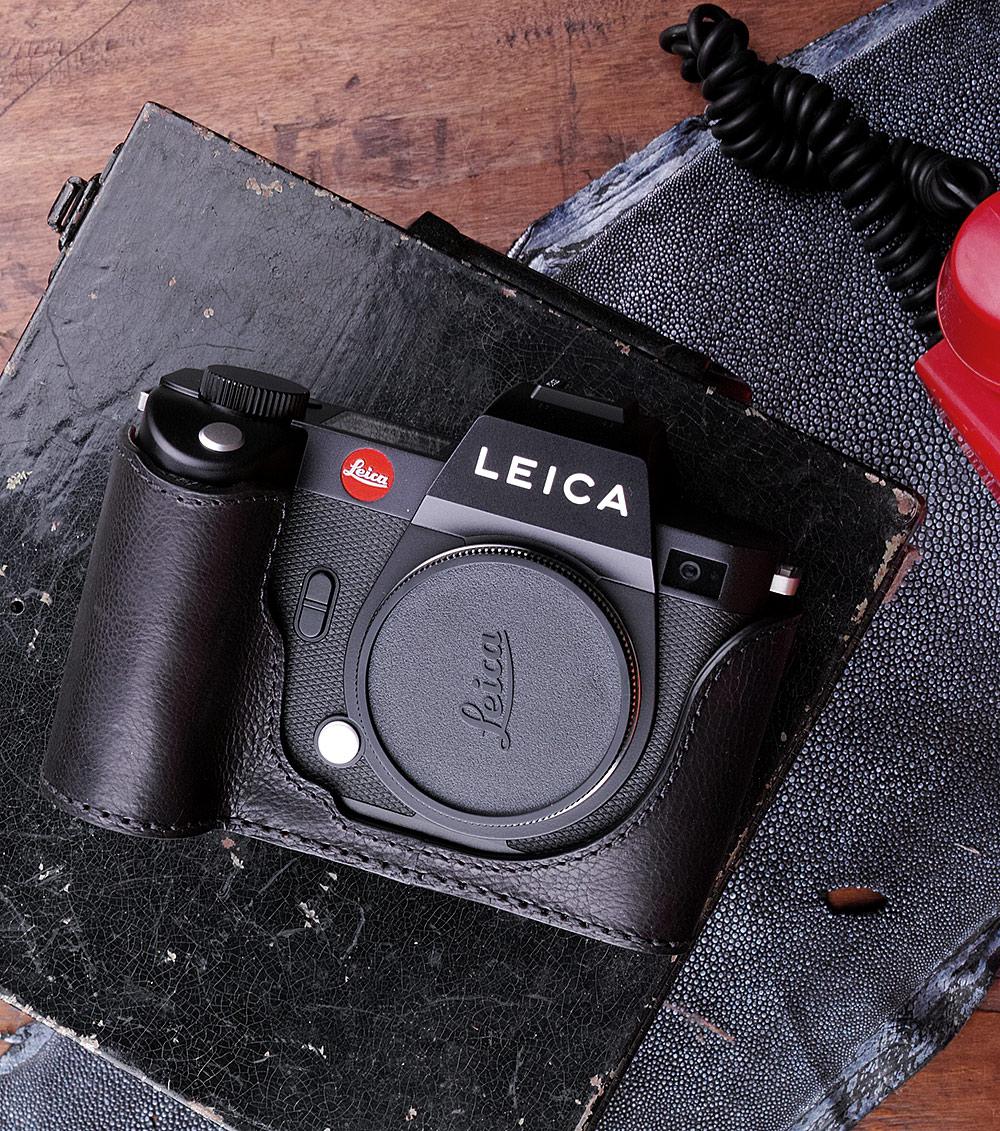 HALF CASE FOR  LEICA SL2
