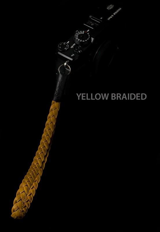 BRAIDED WRIST STRAP