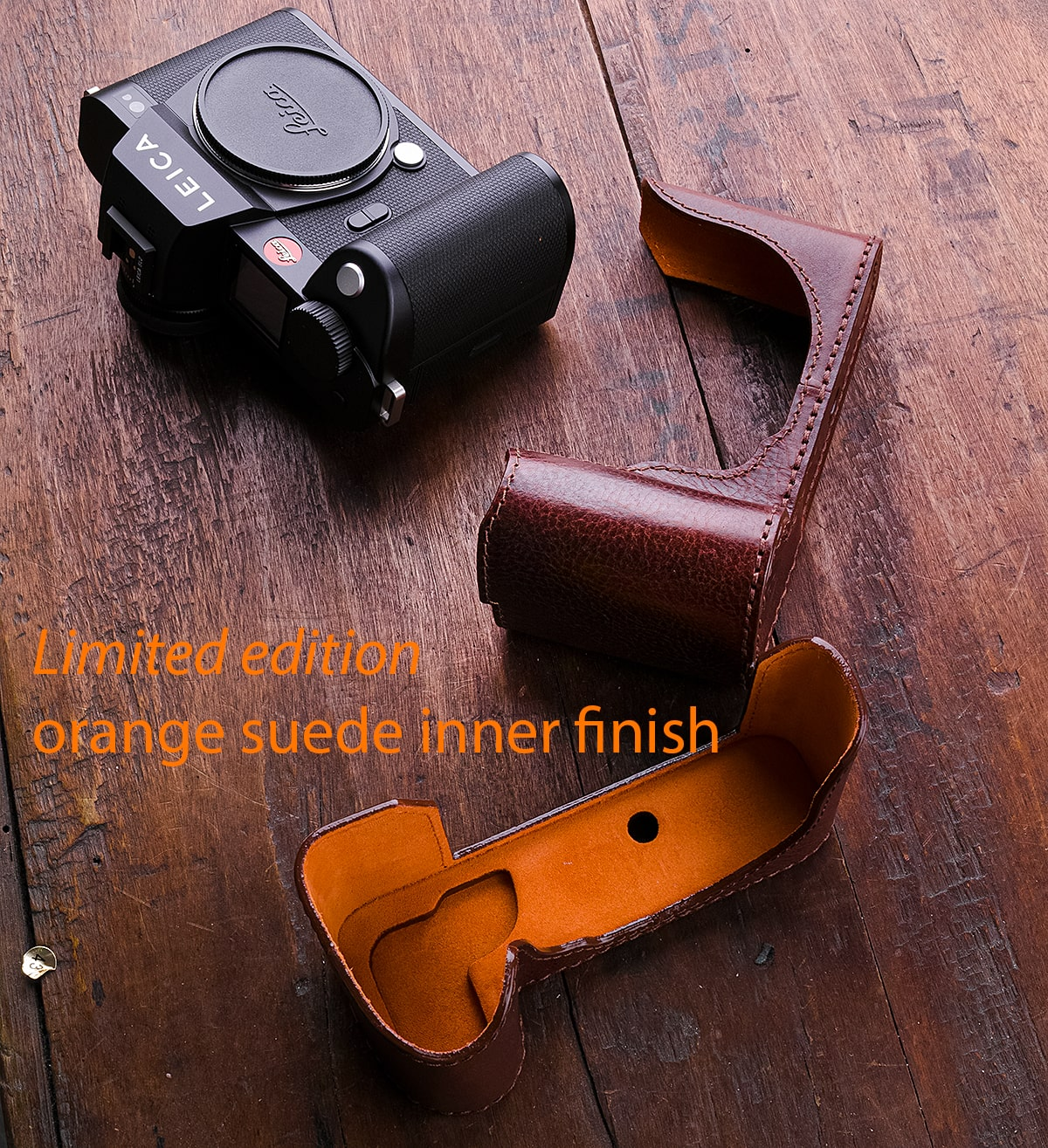 sl2 case orange finish