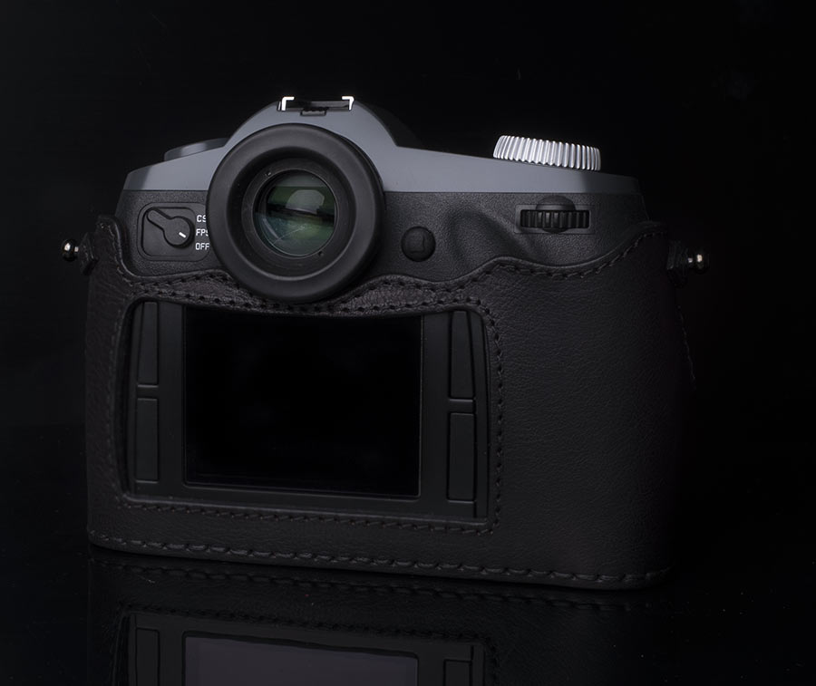 LEICA S 006 CASE BLACK