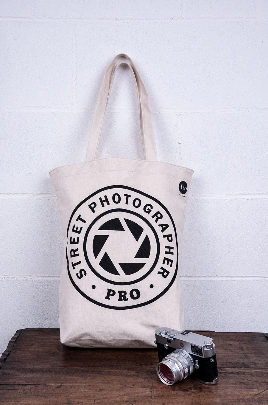TOTE BAG STREET PHOTOGRAPHERS