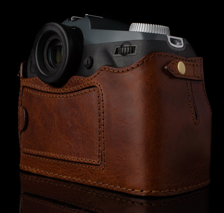 LEICA S 006 CASE FOXY BROWN