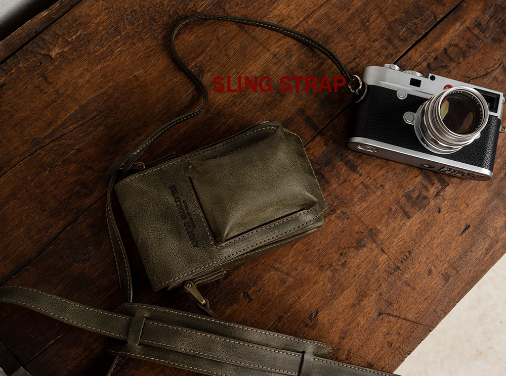 HOLSTER M10 SAFARI CLOSED