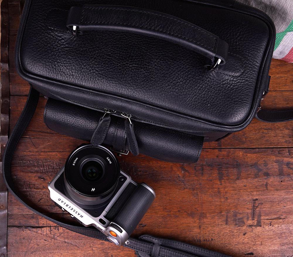 BREUS BAG BLACK X1D HASSELBLAD