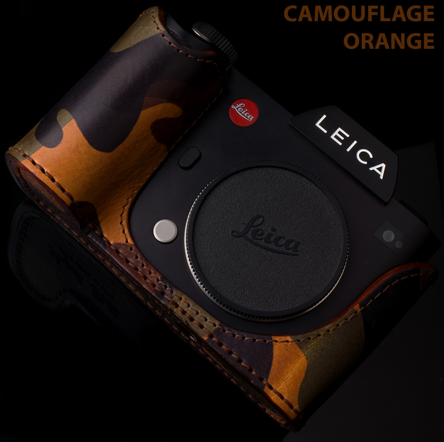 LEICA SL 601 CAMO ORANGE