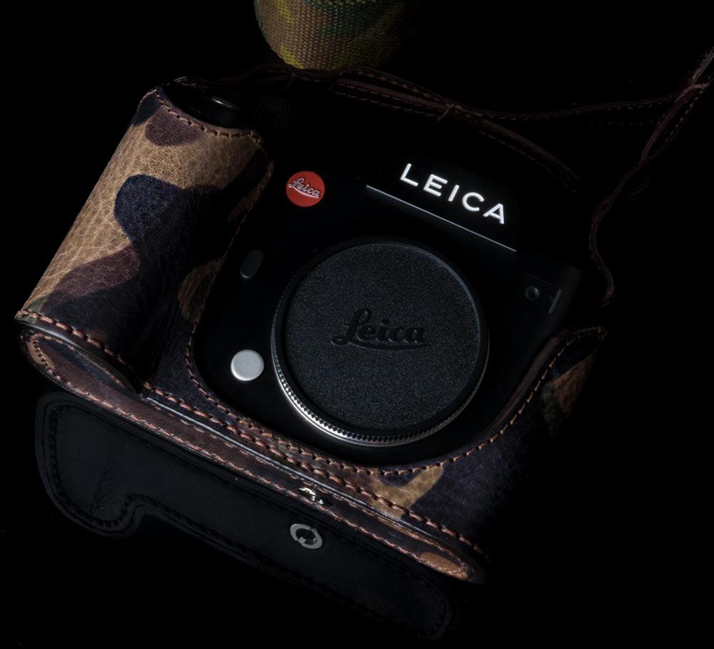 LEICA SL 601 CAMO GREEN